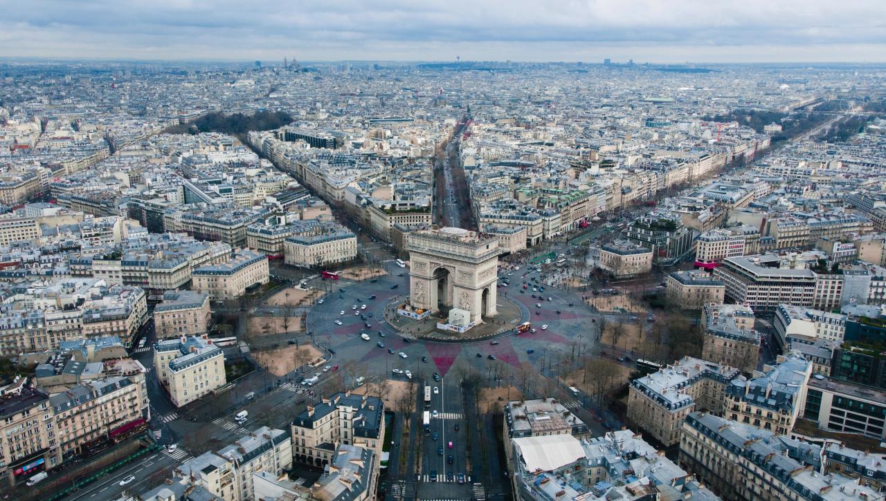 Hotel Beaugrenelle Tour Eiffel - Arc de Triomphe