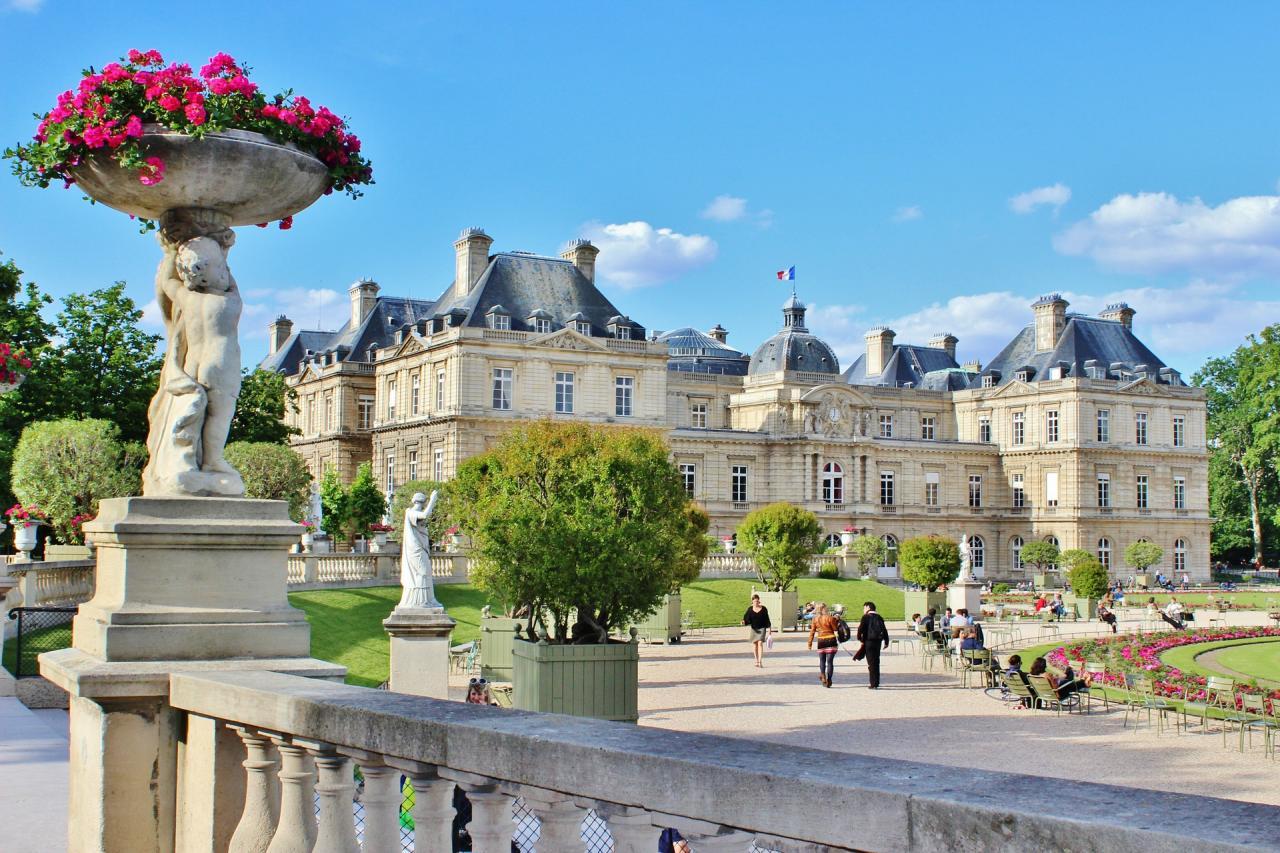 Hotel Beaugrenelle Tour Eiffel - Jardin de Luxembourg